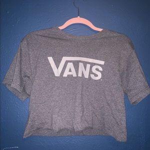 Vans Tops - Vans Crop Top